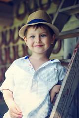 Adorable kid