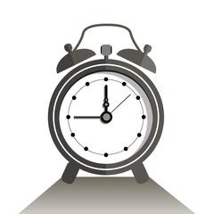 clock, alarm clock