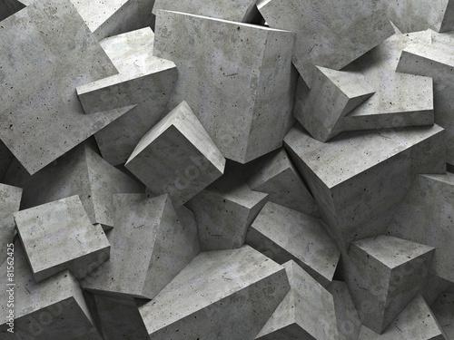 ścianki kostki