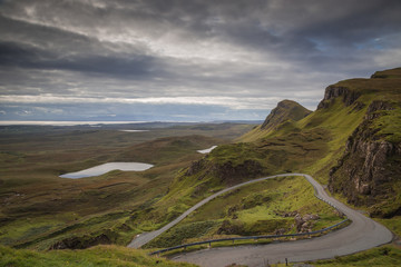 Road to Quiraing