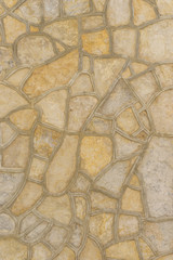 colored stone wall texture