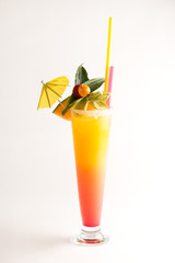 Tequila Sunrise-Cocktail
