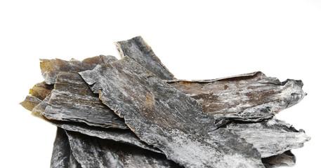 Dry seaweed Dashi Kombu (Laminaria angustata)