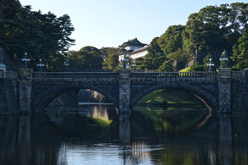 The Tokyo Imperial Palace