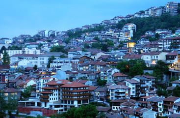 Early Evening in Veliko Tarnovo