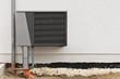 Luft-Wasser-Wärmepumpe - Klimaanlage - Ausseneinheit - Neubau - 81570060