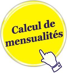 bouton calcul de mensualités