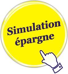 bouton simulation épargne