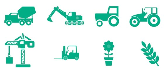 Chantier / Agriculture