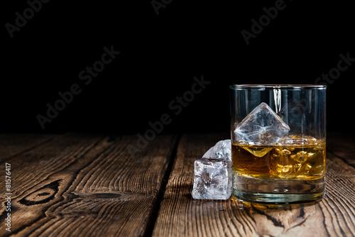 Plexiglas Alcohol Whiskey