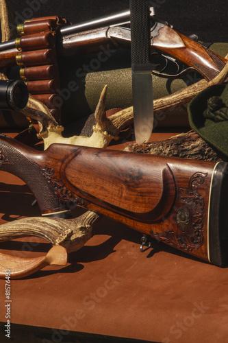 Hunting gun - 81576490
