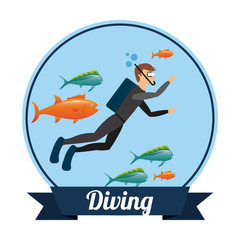 diving sport