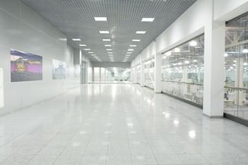 Interior of the Crocus City Mall.