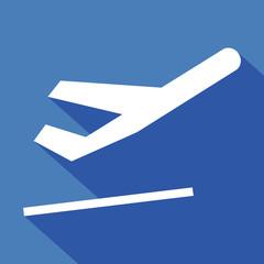 Logo avion.