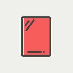 Gadget thin line icon