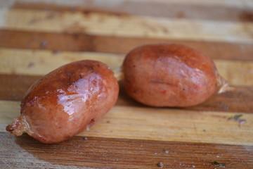 Choricitos Parrilleros
