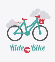 Bike design.