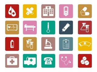 Hospital Equipment - Icon
