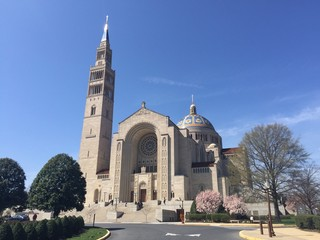 Basilica of the National Shrine Catholic Church, Washington DC