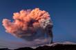 Mount Etna Eruption and lava flow - 81588653