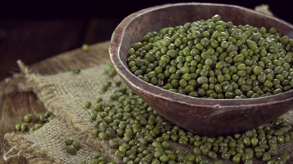 Mung Beans (seamless loopable 4K UHD footage)