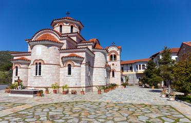 Lower Panagia Xenia monastery, Thessaly, Greece