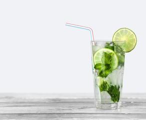 Mojito. Mojito cocktail