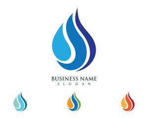 Fire Logo Template 4