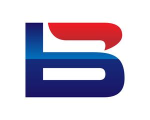 B fire logo