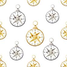 Compass pattern