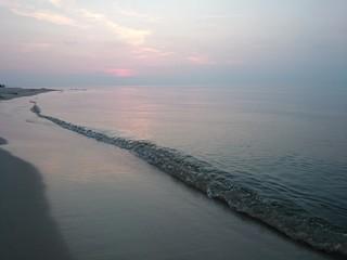 Plaża Morze Bałtyckie