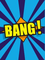 bang comic