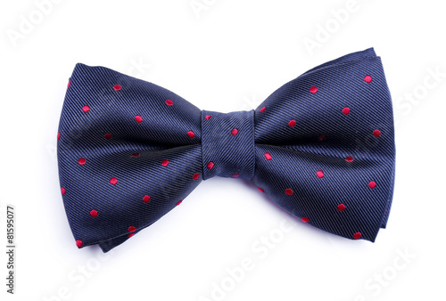 canvas print picture Bow tie