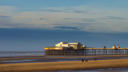 North Pier,Blackpool.