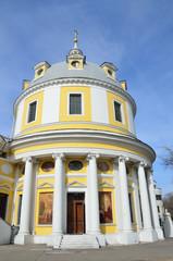 Церковь Вознесения Господня на Гороховом поле, улица Радио