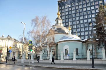 Церковь бессребреников Космы и Дамиана Ассийских, Москва