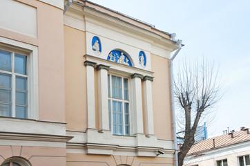 Москва, улица Петровка, 25, стр. 1 — дом М.П. Губина