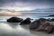 Rocks at Pentewan Sands