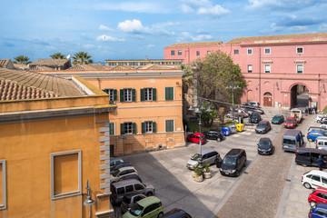 Sardegna, Cagliari, Piazza Indipendenza