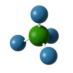 Molecule Methan