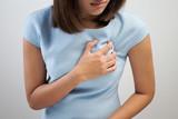 Heart attack symptom poster