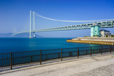 Akashi Kaikyo Bridge, Kobe, Japan - 81604888