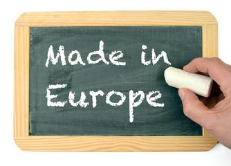 Made in Europe Chalkboard