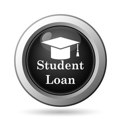 Student loan icon