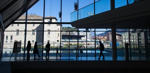 Da dentro il Museo