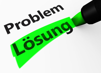Problem Lösung Konzept