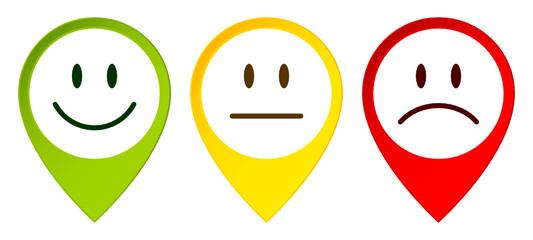 Smileys Traffic Light