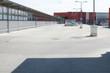 Leinwanddruck Bild - Rooftop Parking Lot