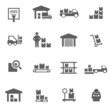 Set of icons - 81612087