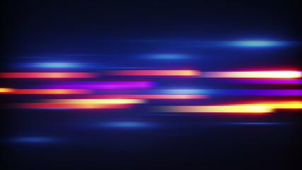 moving stripes techno loopable background